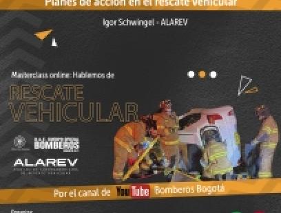 Planes de acción en el rescate vehicular