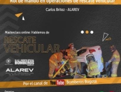 Rol de mando en operaciones de rescate vehicular