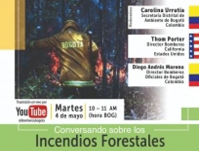 Conversatorio Incendios Forestales