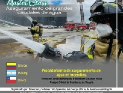 Procedimiento de aseguramiento de agua en incendios