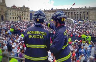 Prevenir emergencias en eventos masivos sí es posible