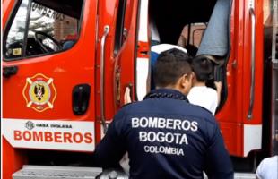 #BomberosHoy