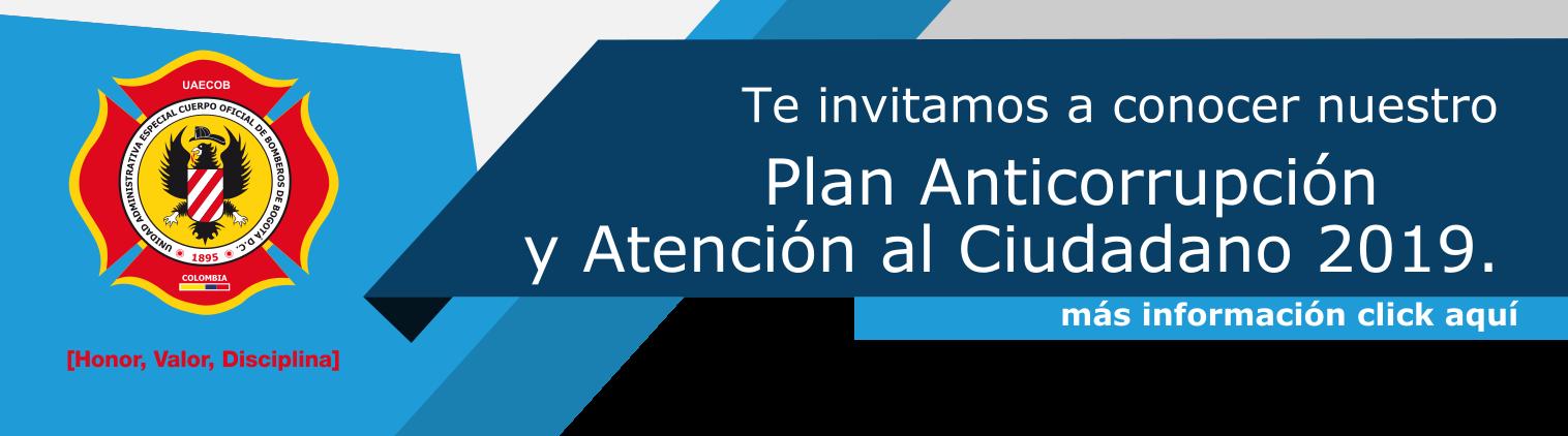 Plan Anticorrupción y Atención al Ciudadano 2019