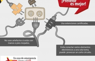 La electricidad NO es un juego